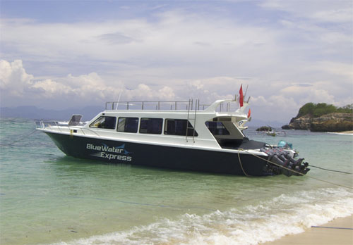 Bali Private Boat Charter